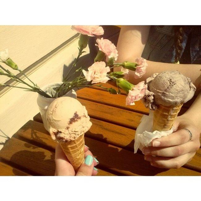 Pycha Willisch Foodporn Icecream friday ☀☀☀