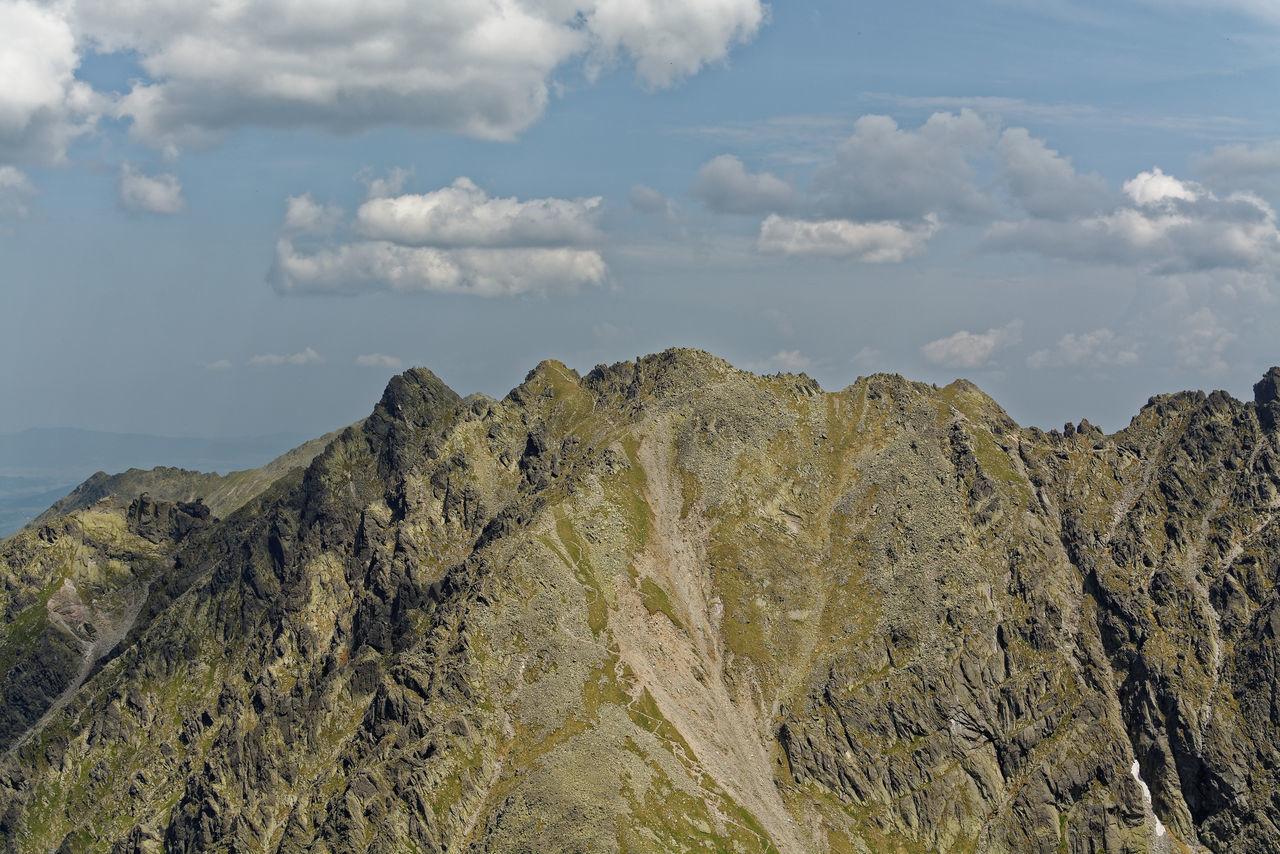 Tatra Mountains. Polish Tatra National Park. Beauty In Nature Day Landscape Mountain Hike Nature No People Outdoors Polish Tatra National Park Sky Spring In The Mountains Tatra Mountain Panorama Tatry Orla Perc Tatry Poland