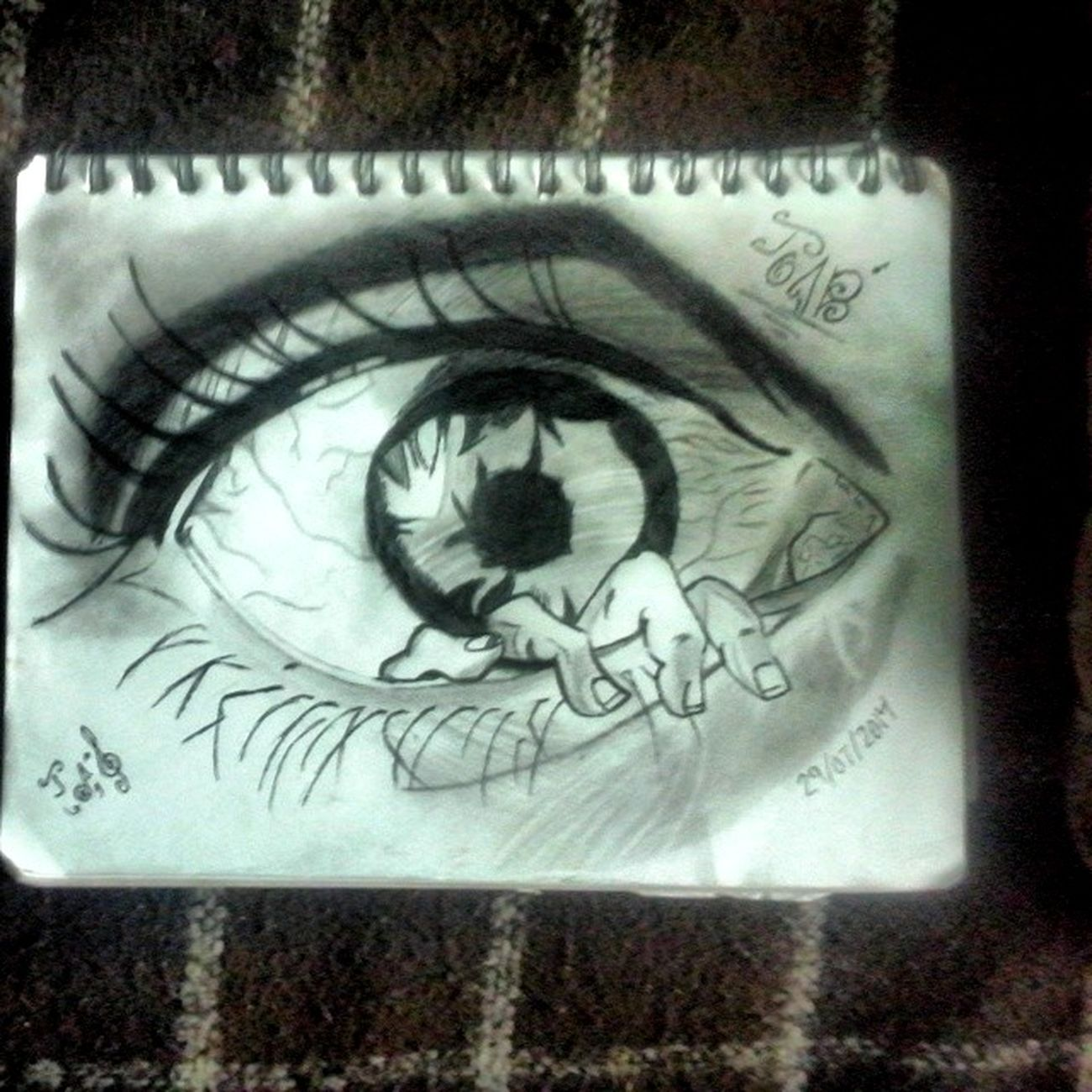 La Mente Detras Del Lapiz Drawing Ojo Mis Dibujos Dibujo A Lapiz Drawingtime Art, Drawing, Creativity Dibujo Draw ArtWork