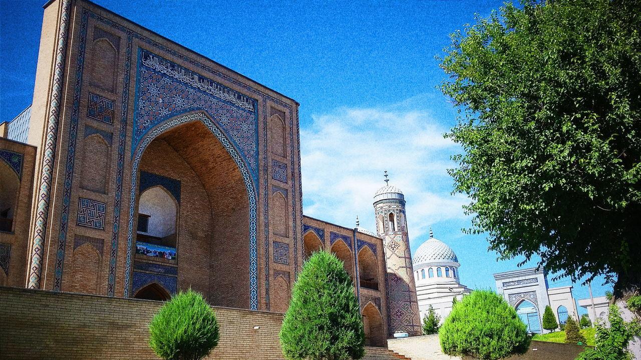 Oldestbuilding Tashkent ♥ Architecture