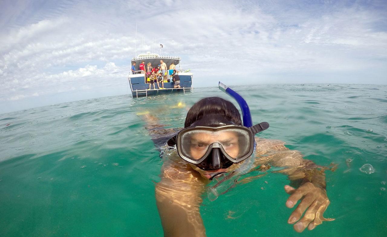 Beautiful stock photos of hai, sea, scuba diving, vacations, travel