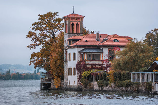 Architecture HDR Lake Landscape Religion Suisse  Swiss Switzerland Tranquil Scene Traveling Water