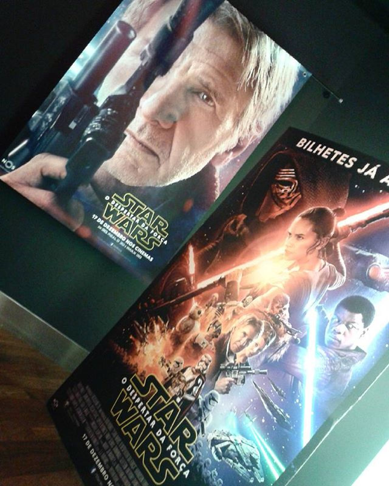 Done. Mission acomplished! Starwars Geek Cinema Movies Film Cinematography Movienews Georgelucas Igersportugal Ig_portugal A_meu_ver Instadaily Instagood Jornalinsta Imagemquefala Ciné Portugaldenorteasul Movieposter Disney Princessleia MayTheForceBeWithyou MayTheFourthBeWithYou
