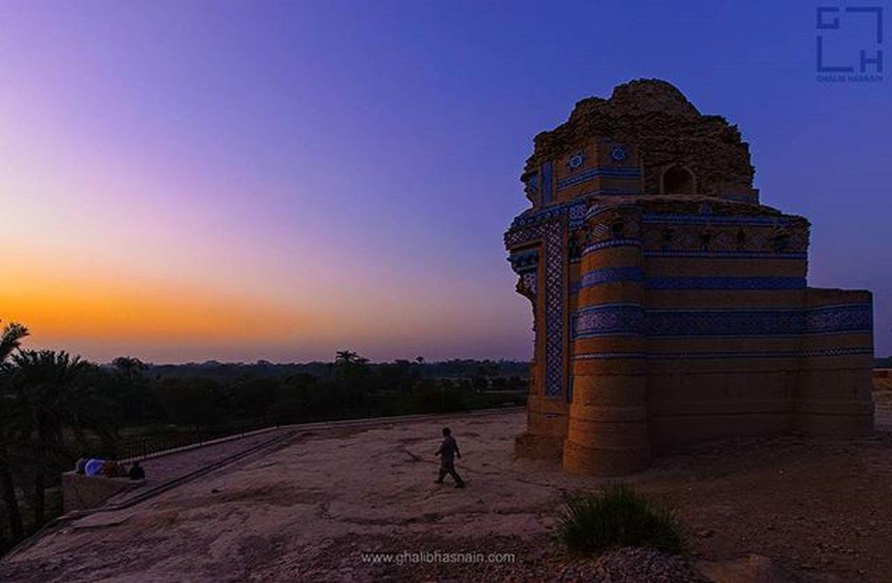 Uch Shareef UCH Shareef Bahawalpur Sunset Heritage Punjab Ghalibhasnainphotography