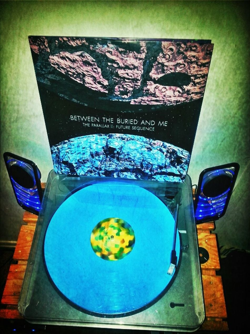 One of the greatest albums ever made. Vinyl Record Btbam Between The Buried And Me