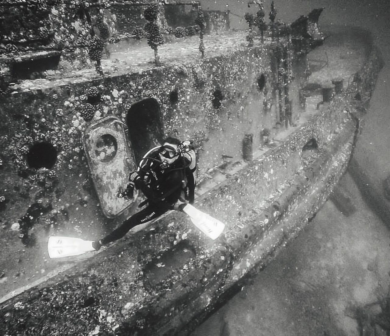 Underwater Photography Padi Scuba Diving SCUBA Wreck Diving Underthesea Mylove LivingLife Adventure Pacific Ocean Oahu PeopleOfTheOceans