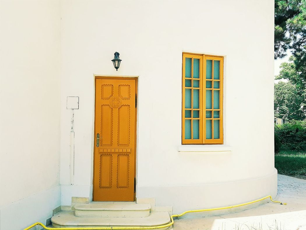 Greek Church Braila Romania Urban Architecture Window Door White Wall Wood Home Is Where The Art Is Exploring Style