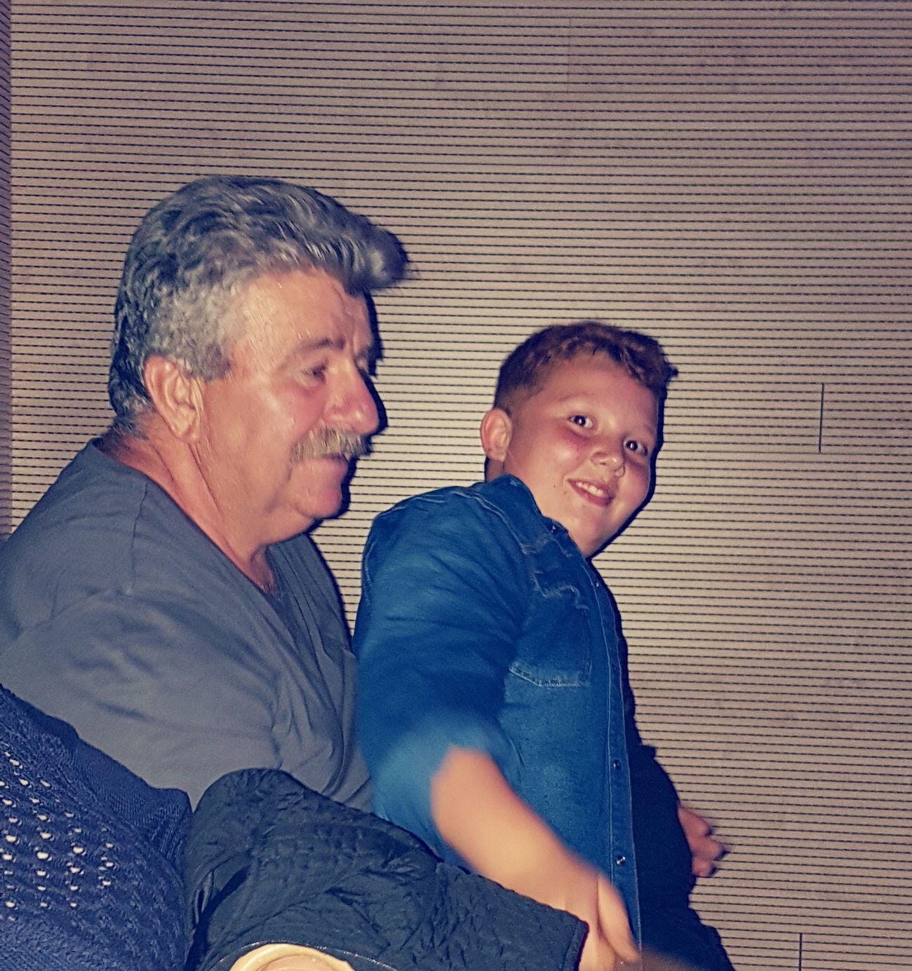 Generazioni a confronto! Nonno Nipote Grandfather Family