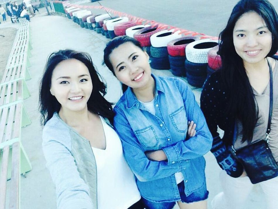 After Race Good Drivers We Had Fun Welcome To Mongolia Smile ✌ Yesterday ❤