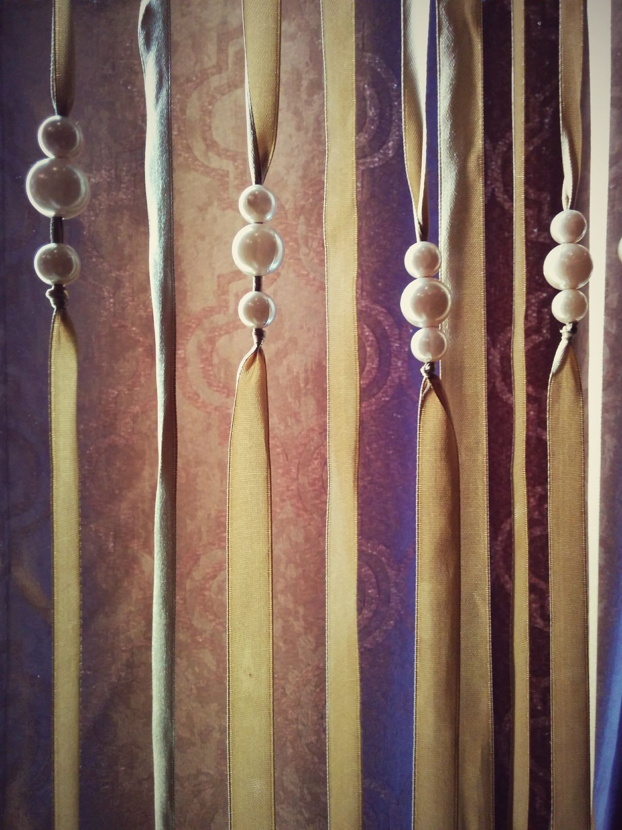 Curtains Beads Hanging Pastel Power