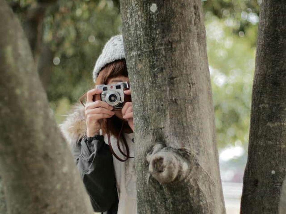 New camera📷 2015.12.13 Signet35 Bokeh Photography Bokeh Love Bokeh Supertakumar Forestwalk Forest Portrait Oldlens Me Camera Me, My Camera And I