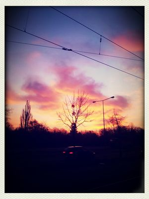 Morning Skies at Rheinbergstr. by chilibean