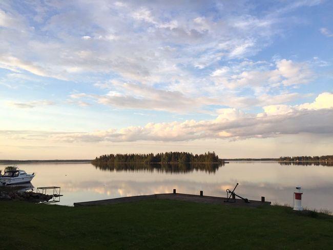 Summer Cottage Summertime Ocean View Ostnäs