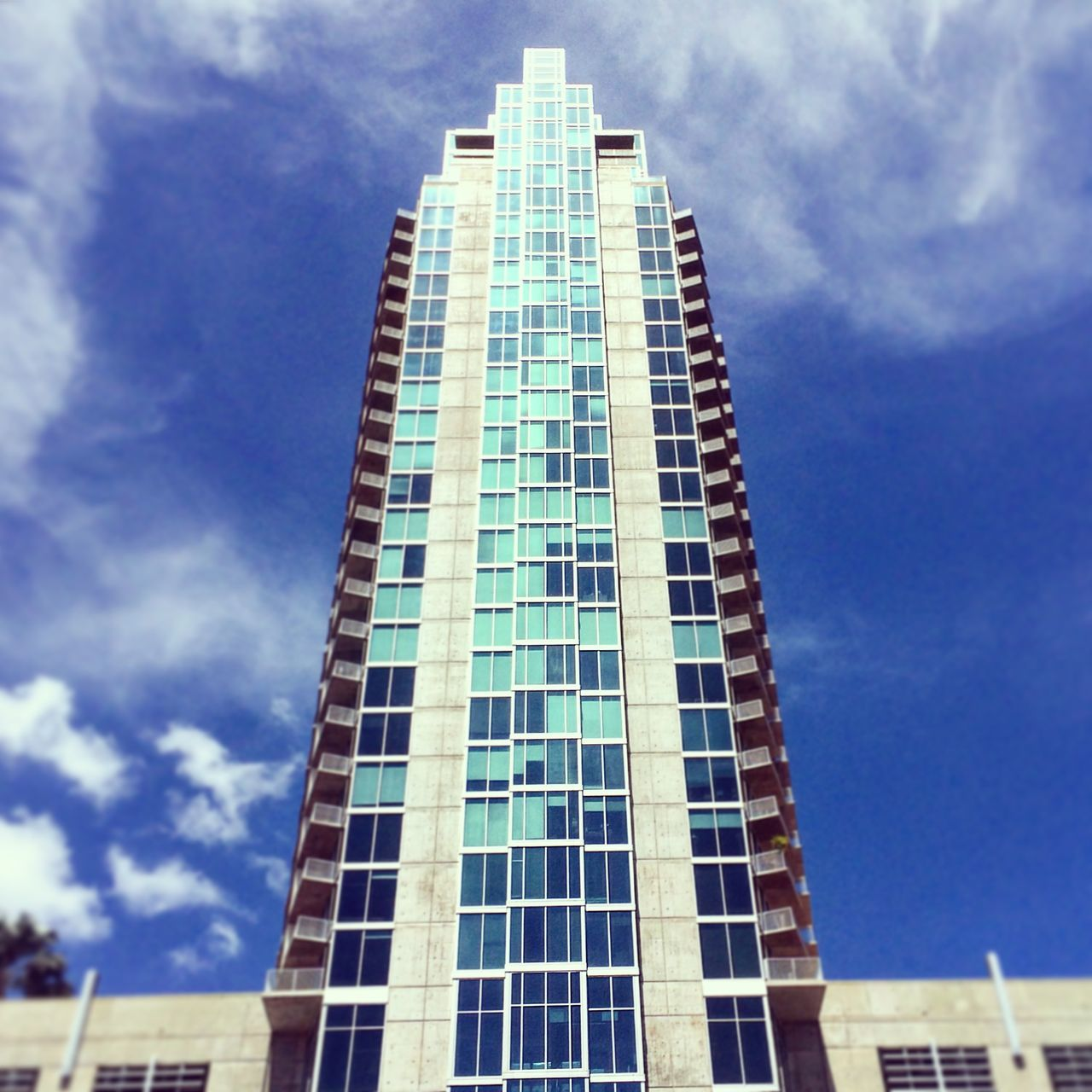 Up! Tampa Architecture Building Florida Sky Blue Enjoying The Sights Enjoying Life Taking Photos The Architect - 2015 EyeEm Awards The Architect - 2017 EyeEm Awards