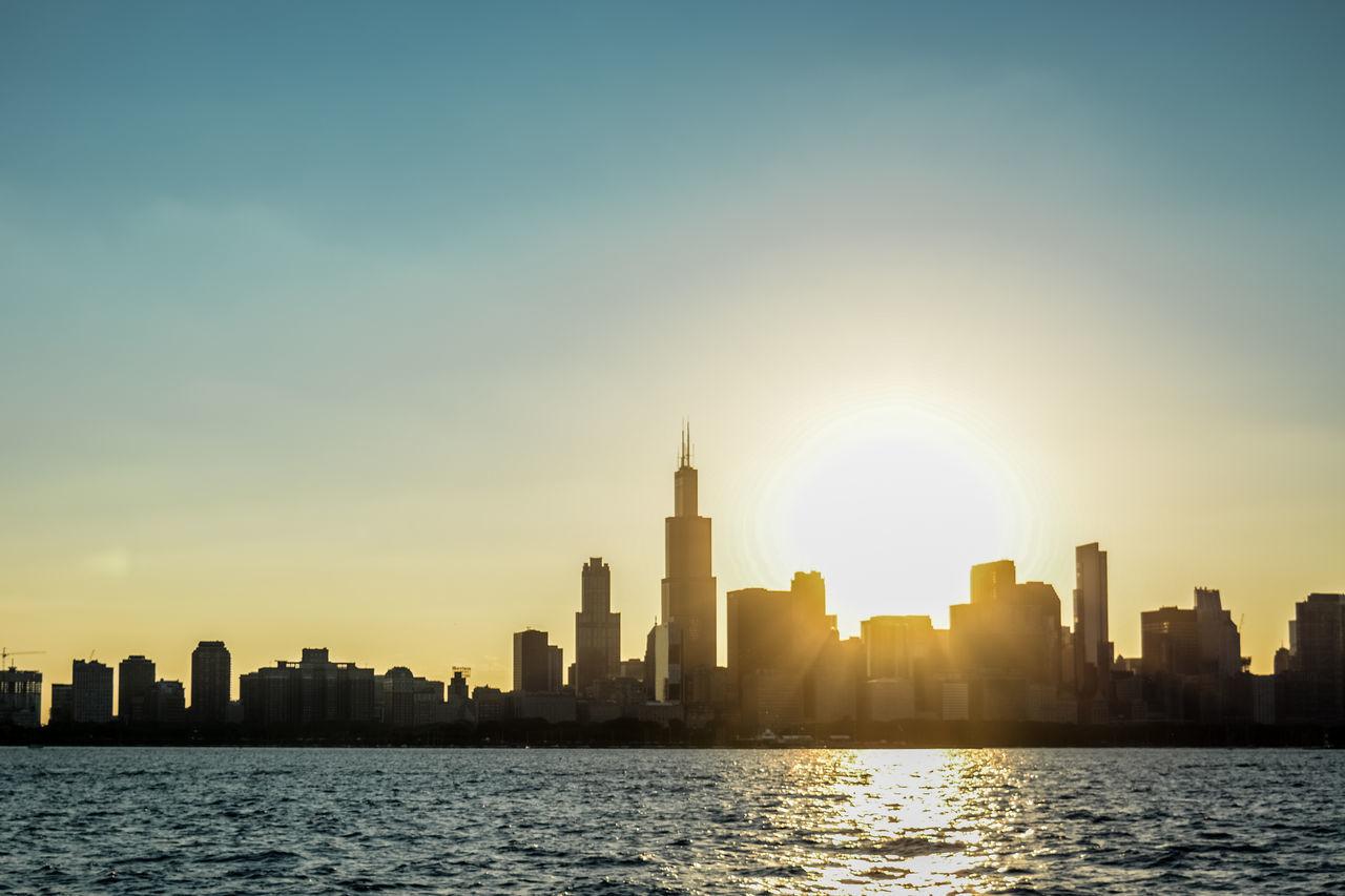 BIG Bigcities Bigcity Lake Michigan Skyline The Architect - 2016 EyeEm Awards The Architect - 20I6 EyeEm Awards