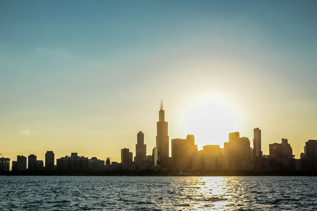 BIG Bigcities Bigcity Lake Michigan Skyline The Architect - 2016 EyeEm Awards The Architect - 20I6 EyeEm Awards