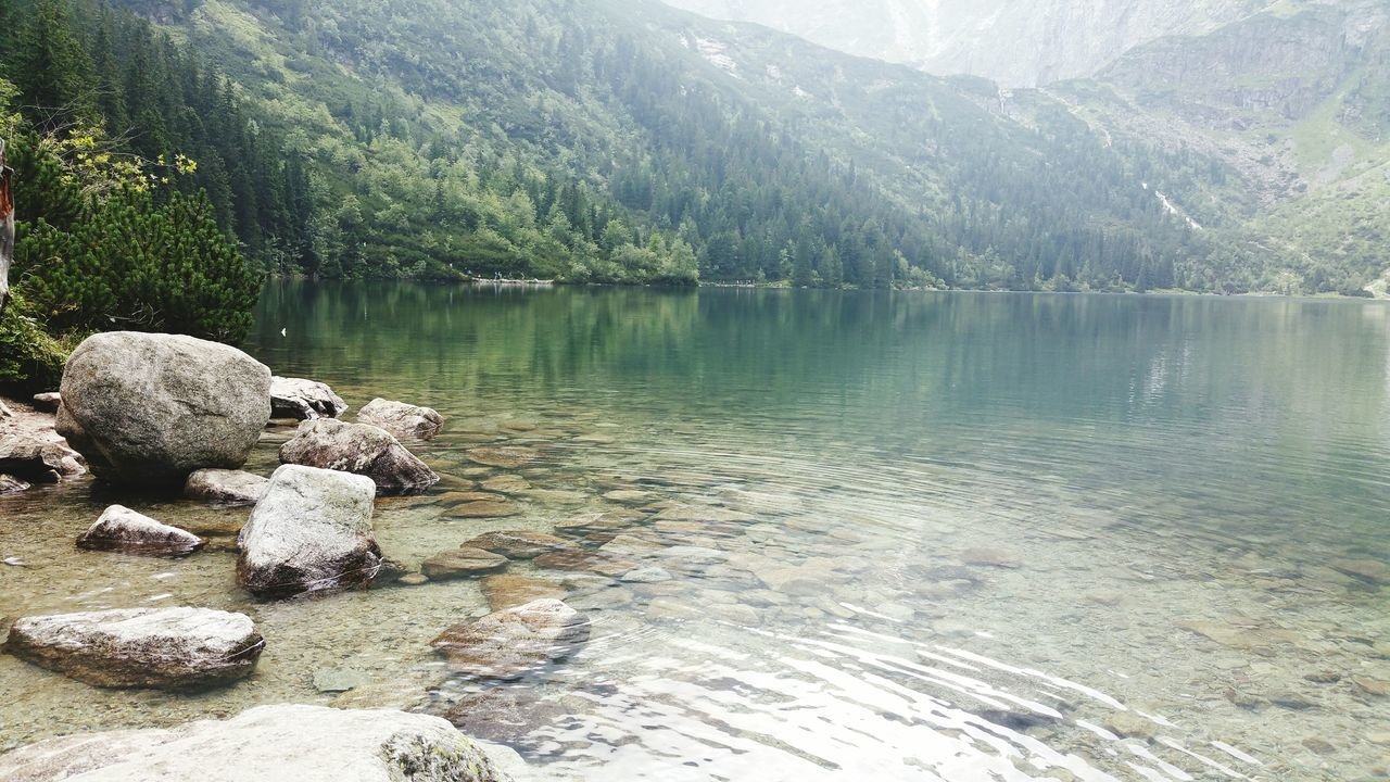 Zakopane, Poland Morskie Oko - Poland Mountains Amazing Poland Love ♥