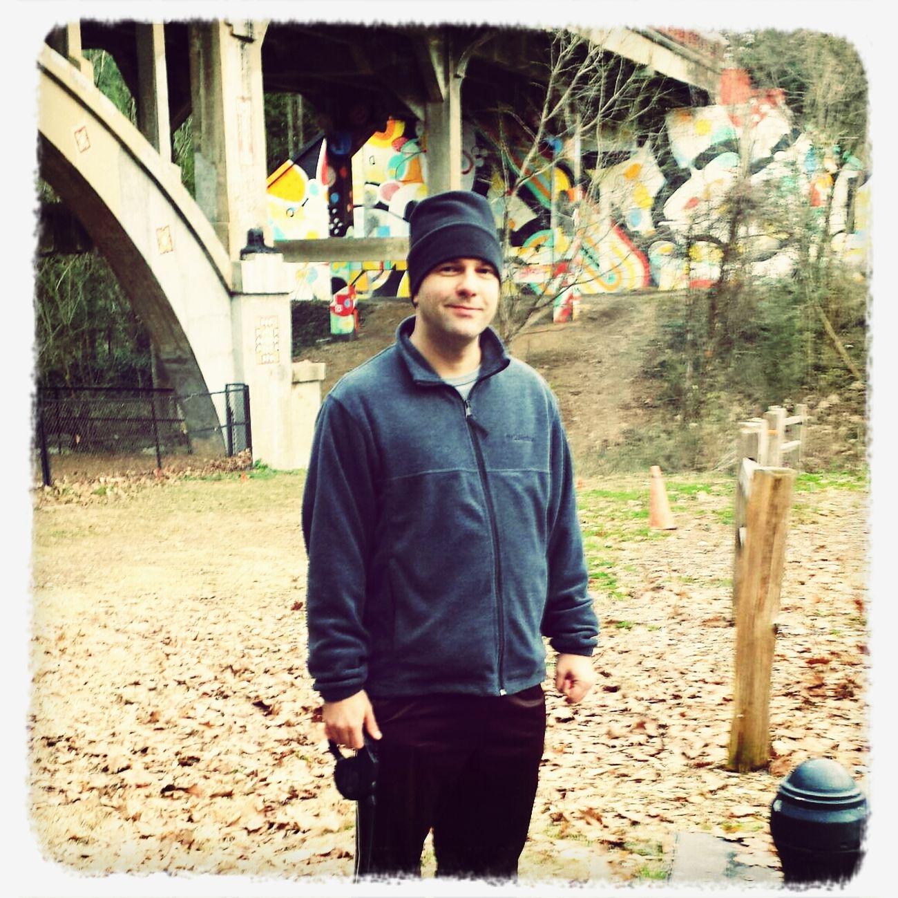 Sunday walk through the park Winter Walking Around