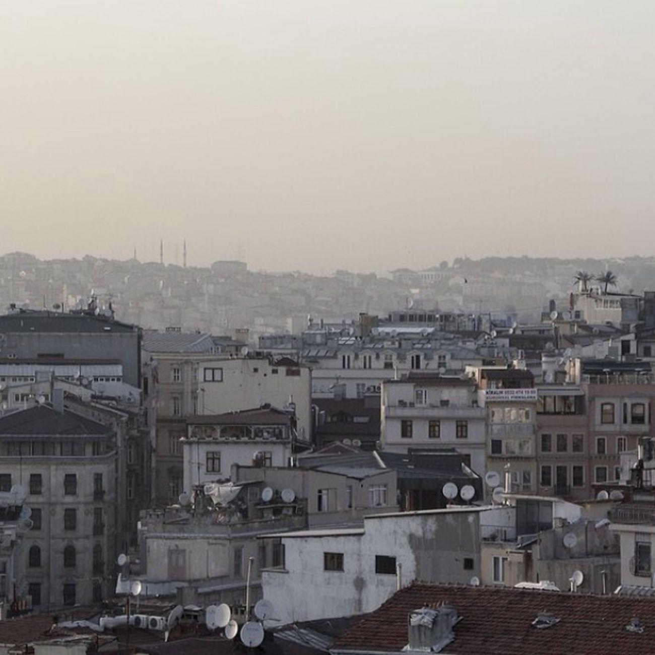 Beton silsilesi Istanbul City Sehir Nature manzara