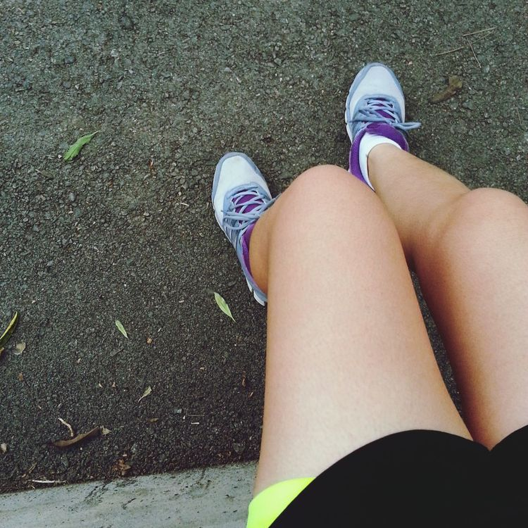 Running is my lifestyle