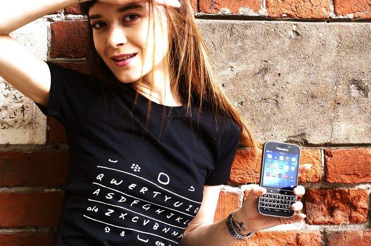Blackberry Girl