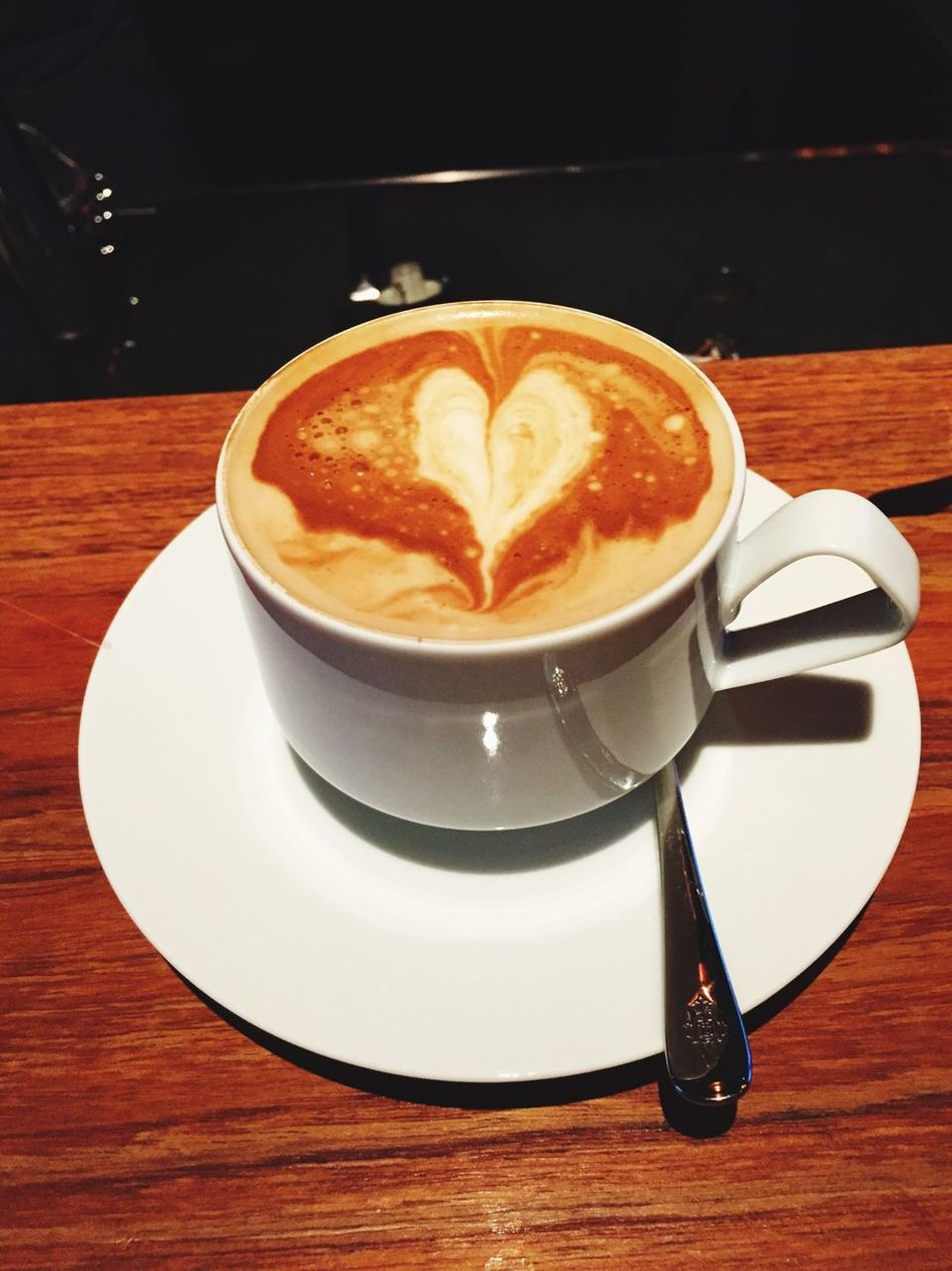 Coffee Relaxing Night Out Winter Love