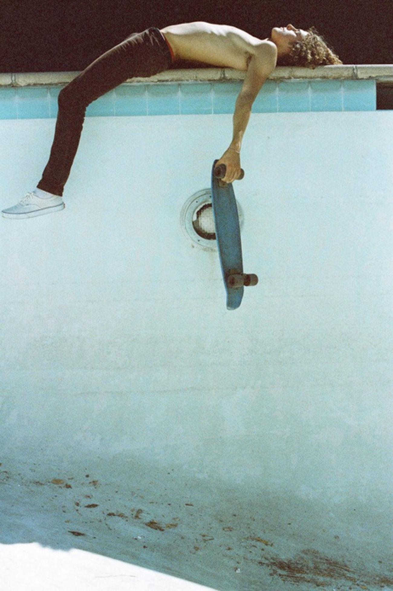 Skater Life Skate Dreamer. 1975