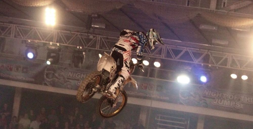 Night Of The Jumps  Freestyle Motocross Motocross Sport
