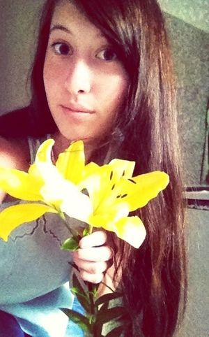Girl #me #eyes #lips Russia Flowers Beautiful