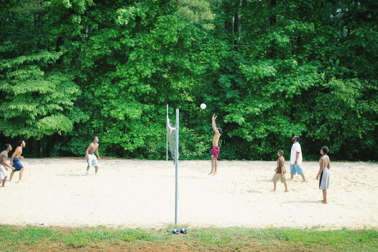 Beautiful stock photos of volleyball, Ball, Beach, Day, East Point