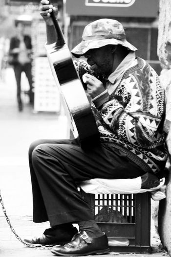 Street Photography People Photography People Of EyeEm Guitar Man Capture The Moment Capetown Republic Of South Africa