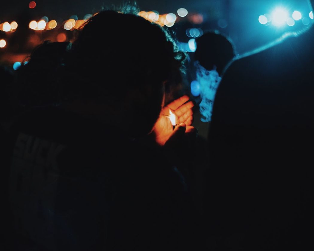 major lazer Illuminated Night Dark Flame Lighting Equipment Silhouette Men Burning People People Watching Lowlight Togetherness Focus On Foreground Peo Fire - Natural Phenomenon Person Glowing Nightlife Friendship Bonfire Outline Electric Light Nightclub Firework - Man Made Object