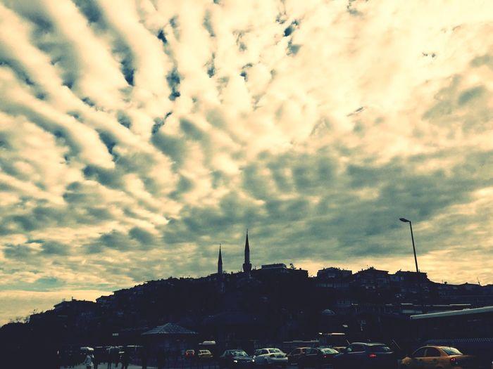 Hello World Goodmorning Istanbul Turkey Morning Weather Bridge Istanbul Traveling City Good
