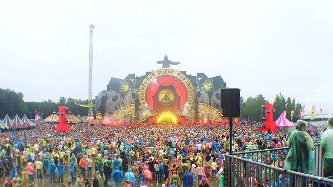 Had fun at Decibel 15 Festival Summer In Holland