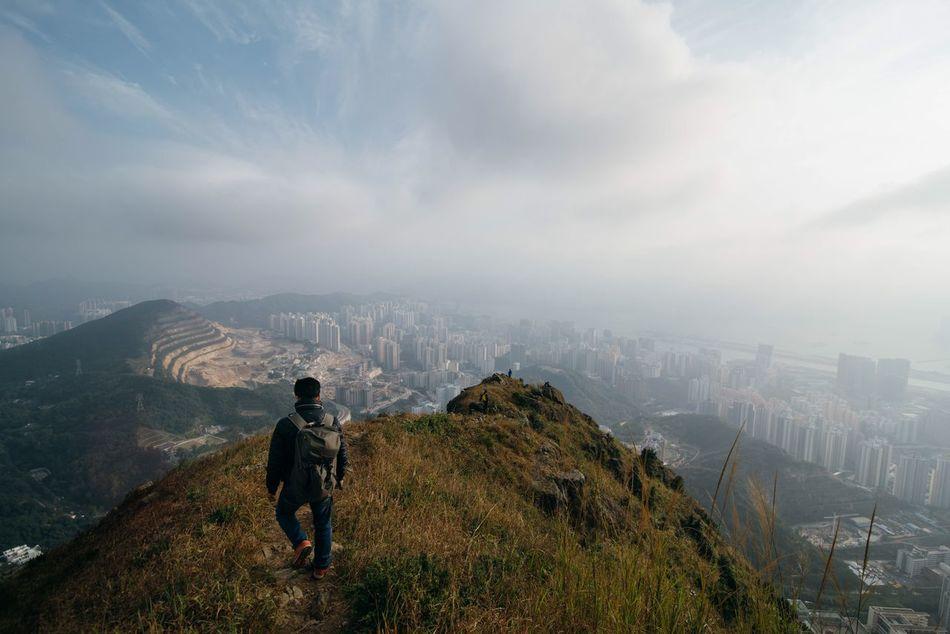 Beautiful stock photos of hong kong, Adventure, Architecture, Backpack, Building Exterior