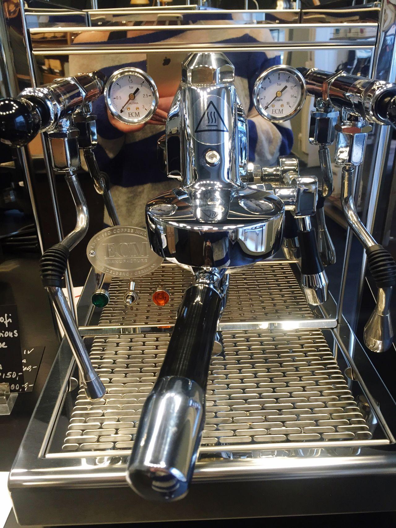 Mean Machine Coffee Time