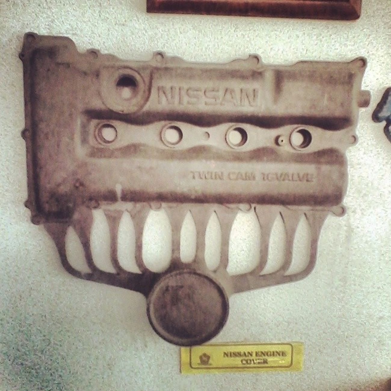 Nissan Engine made by Foundri Uikmlumut :3
