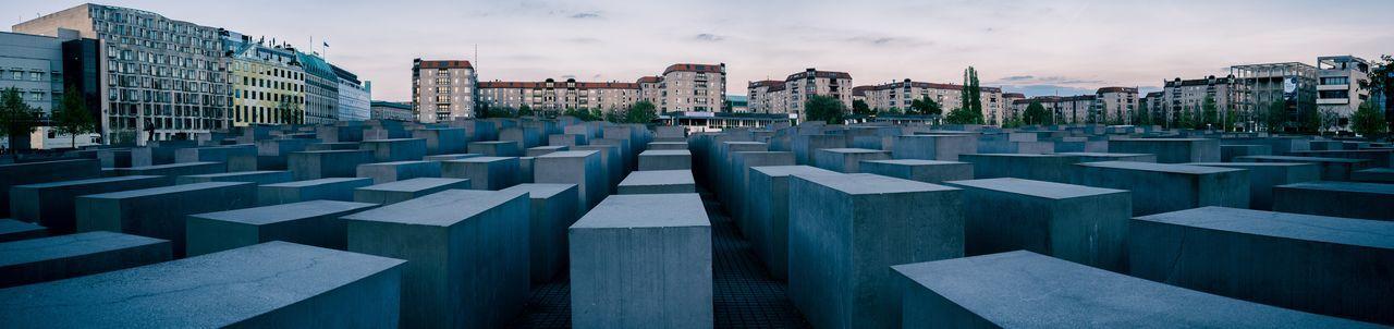 Berlin Jew Mahnmal Für Die Ermordeten Juden Europas Memorial Stelenfeld City Mahnmal Memorial Memorial For Murdered Jews Of Europe Stelen