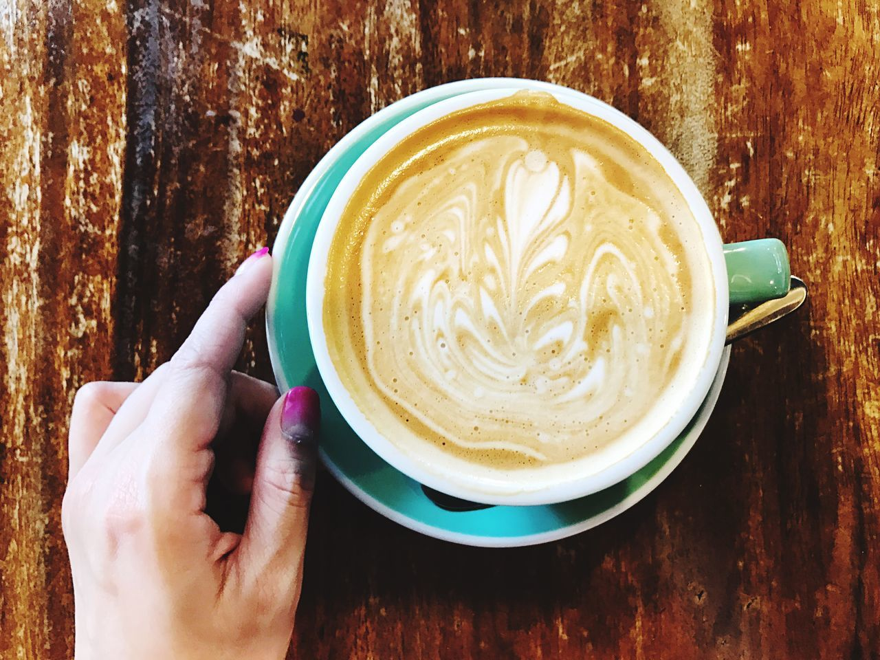 Sunday Afternoon Coffee