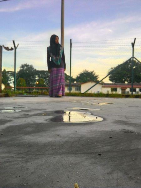Myhomesweethome Dreamscapes & Memories Kedah Evening Sky After Rain