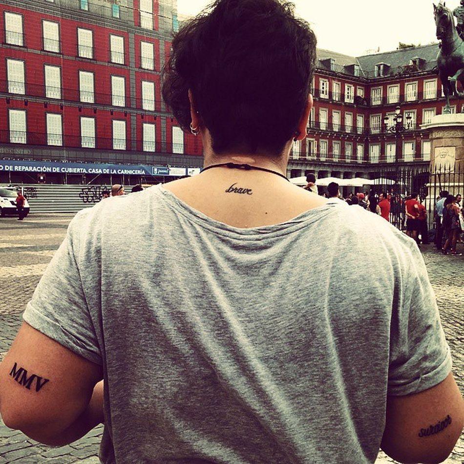 Tattoo Brave Survivor Historia MMV