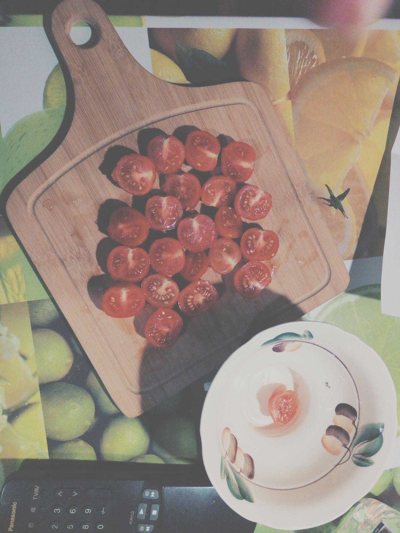 Food Porn Food Tomatoes Vegan Food