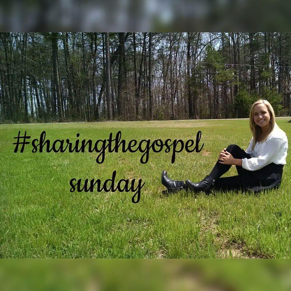 Sharing  The Gospel Sunday Sharingthegospelofjesuschrist Sharingthegospelofsunday
