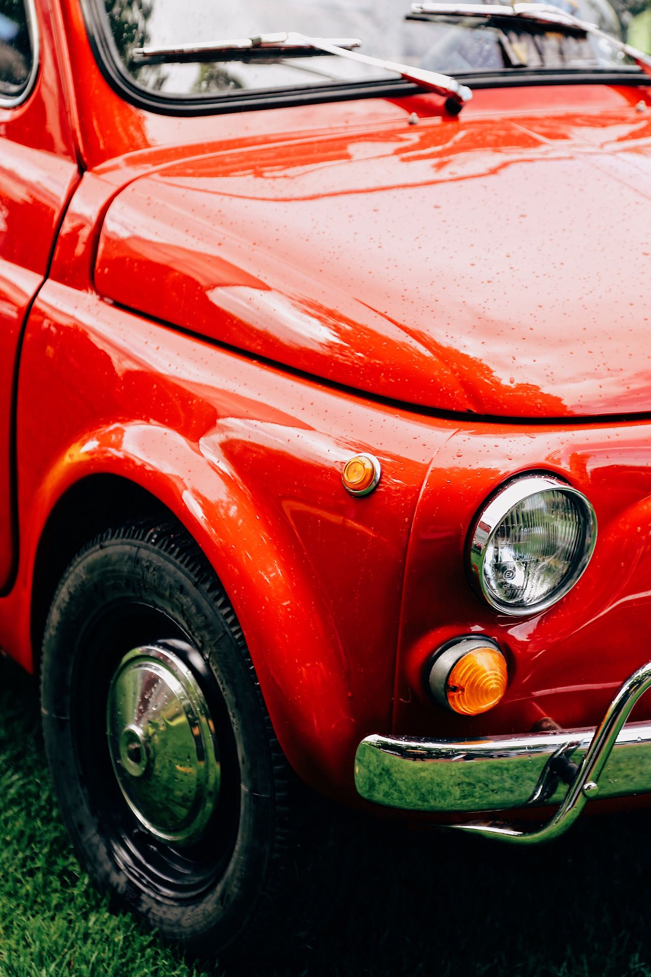 Car Land Vehicle Red Transportation No People Outdoors Day Close-up Transportation Stationary Luxury Mode Of Transport Collector's Car Cars Headlight Speed Engine Colorful Chrome Drive Red Shiny Racecar