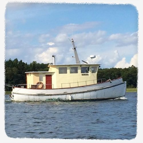 Boat Fresh Air Relaxing Enjoying Life