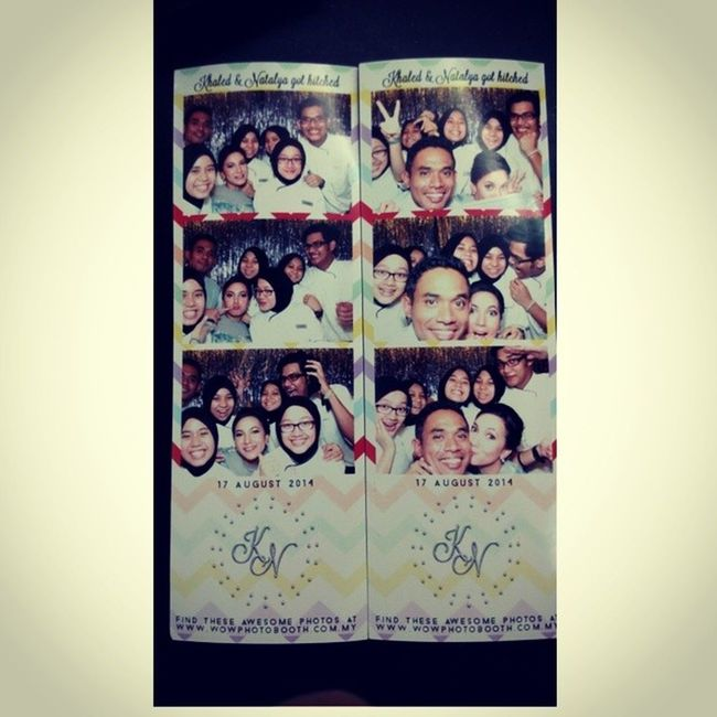 Wedding Khaled &natalya Photobooth 17august2014 MajesticHotel 5 *