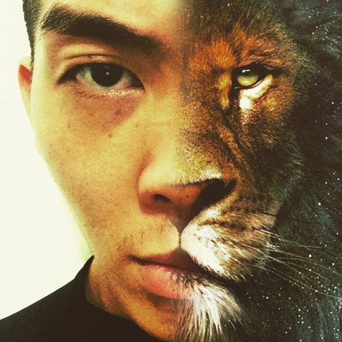 Half men half lion First Eyeem Photo