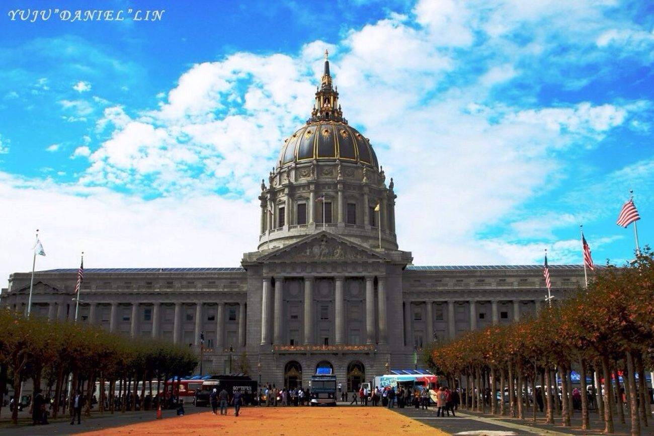 #San Francisco #City Hall