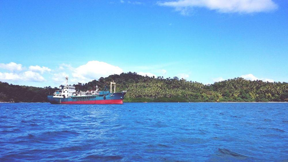 Ship Seascapes Eyeem Philippines Eyeemphotography Eye4photography  Islands Stranded