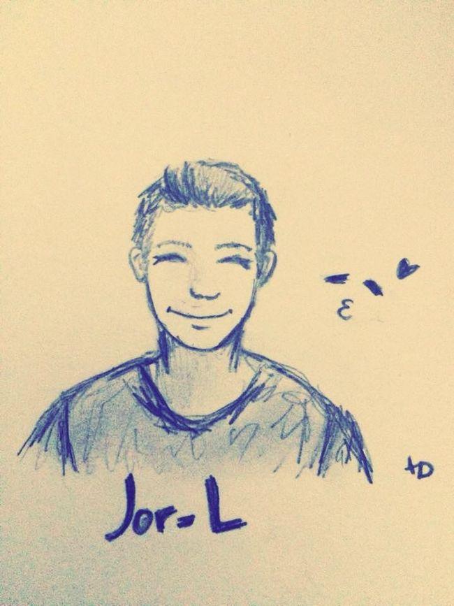 Drawing Draw Boy Love Tahiti